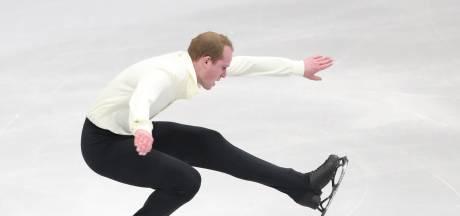 Thomas Kennes uit Oisterwijk gedrild op de ijsbaan voor plek in de EK-finale: 'Ik moet er heel hard voor werken'