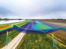 't Beste jongetje van de klas: Waterschap Hollandse Delta is eerste met combi-dijkscan
