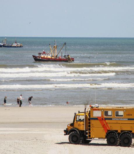 Zoektocht naar vermist Duits meisje (14) bij Ameland gestaakt, alleen nog toezicht op stranden