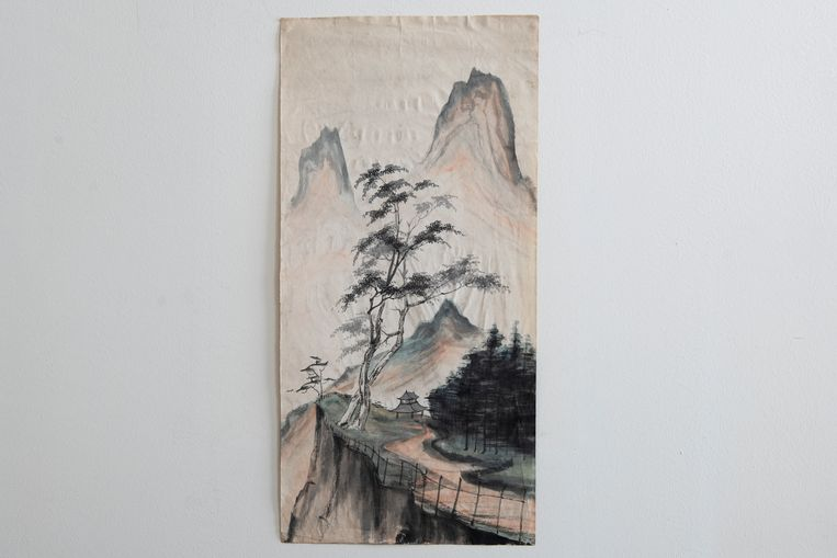 Chinees Landschap - Mon Vangenechten