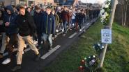 3.500 leerlingen schreeuwen om veiligere weg