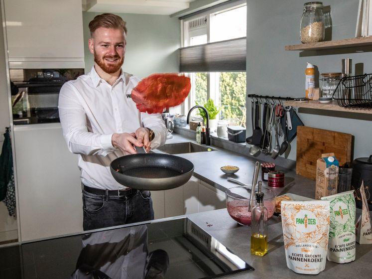 Jorik ontwikkelde gezonde pannenkoeken: hoe smaken ze?