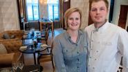 Didier en Delphine van Maison D lid van Jeunes Restaurateurs