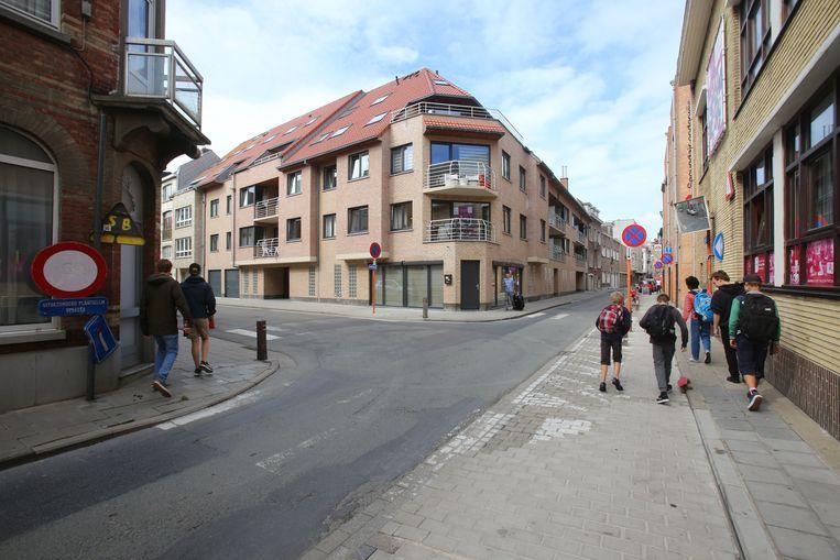 Vooral het smalle karakter van de Weststraat is een probleem.