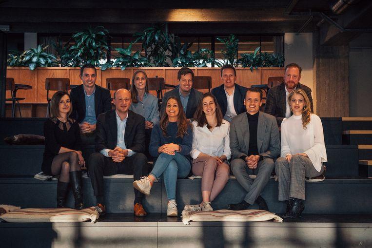 Het Antwerpse en Kempense team van Lawtree Advocaten.