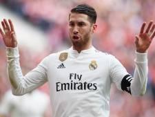 De carrière van Real Madrid-captain Sergio Ramos in cijfers