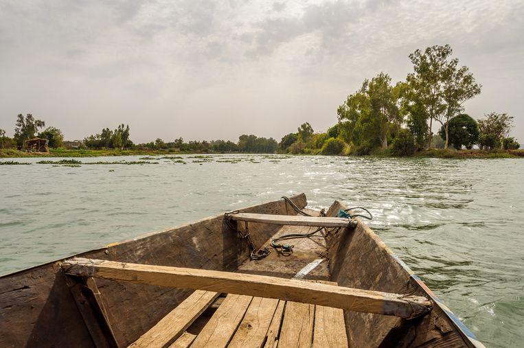 Rivier in Niger