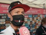 Kelderman na derde plek in Giro: 'Dubbel gevoel op podium'