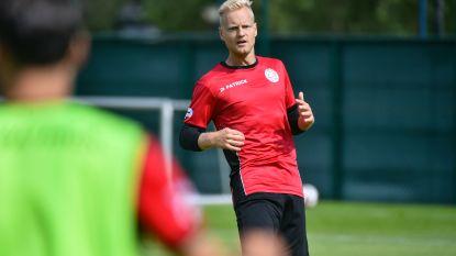 """Coach Francky Dury (Zulte Waregem) ziet Deschacht en Pletinckx terugkeren: """"Hun rentree is erg belangrijk"""""""