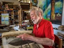 'Ik ben al 45 jaar aan het opruimen' zegt Thomas Leeuwenberg van De Rijzende Zon