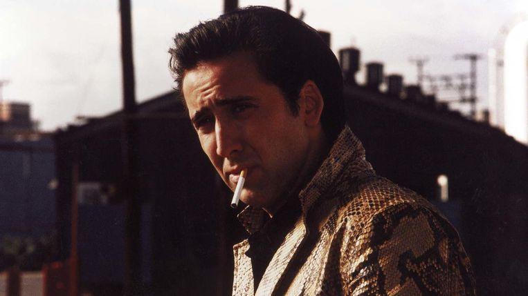 Elvis gaat Nicolas Cage goed af in Wild at Heart. Beeld