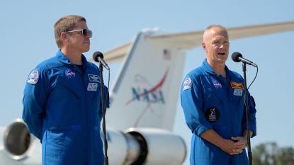 NASA geeft groen licht voor eerste bemande SpaceX-vlucht op 27 mei