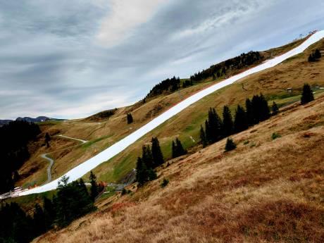 Witte piste in de groene Alpen: discussie om kunstmatige start van het skiseizoen