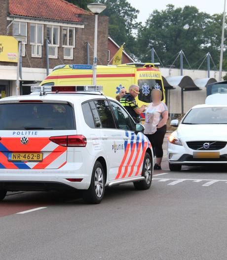 Fietser gewond na aanrijding met auto in Borculo