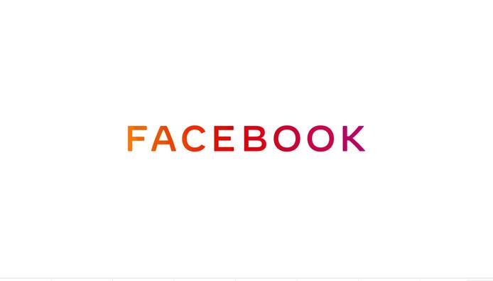 Le nouveau logo de Facebook permet d'évoquer les différentes marques détenues par l'entreprise