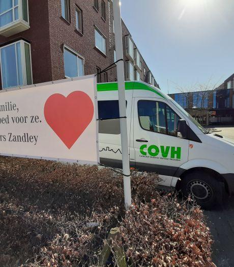 Twee bewoners zorgcentrum Zandley in Drunen ook besmet met coronavirus