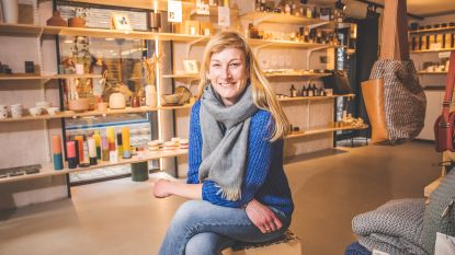 """Cindy brengt design en duurzame handel samen: """"De meeste spullen vind je nergens anders"""""""