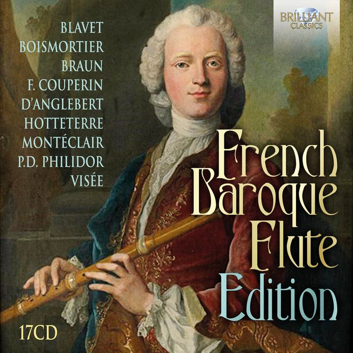 French baroque, flute edition.