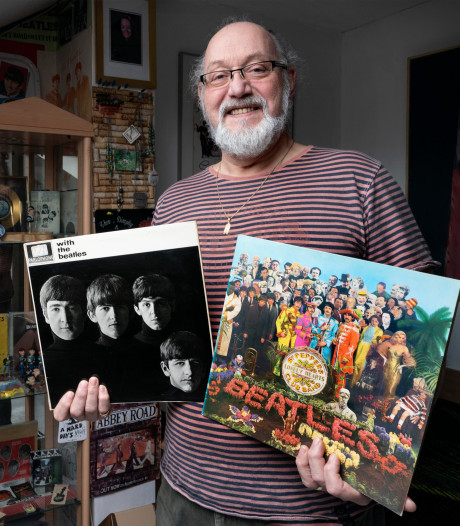 Bossche fan Theo Denie: 'Beatles deden alles met humor'