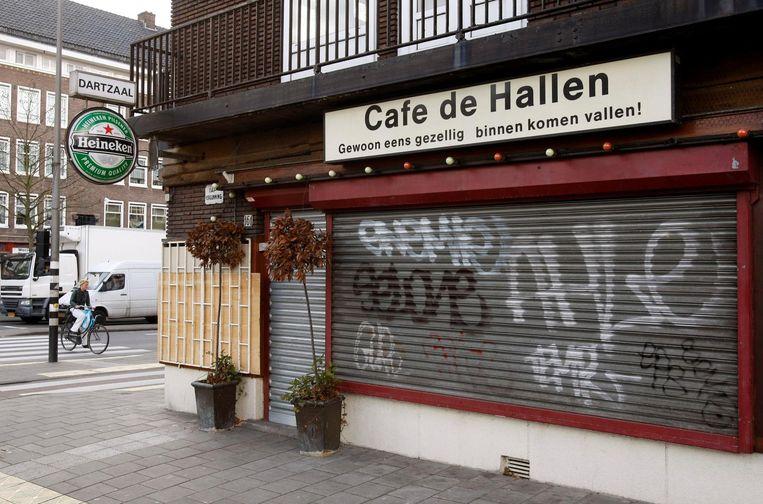 Archief foto uit 2008 van de plek waar Thomas van der Bijl werd vermoord. Beeld anp