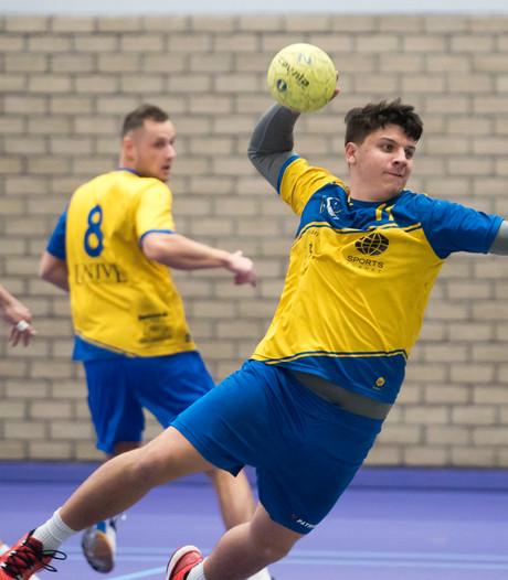 Handballers Swift naderen koploper E&O