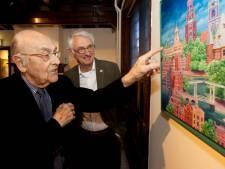Voor het eerst pronkt het werk van kunstenaar Henry Verhagen (92) in een museum