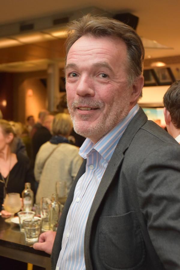 Bert Schellekens, fractievoorzitter LRG.