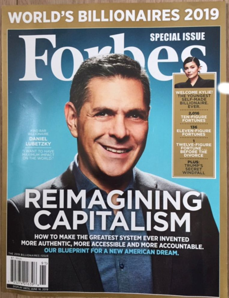 Forbes Beeld null