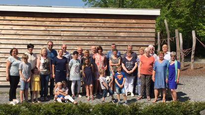 Dienst onthaalouders viert veertigste verjaardag