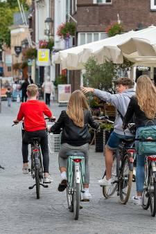 Boetes blijven uit, tweewielers hebben vrij spel op Grote Markt