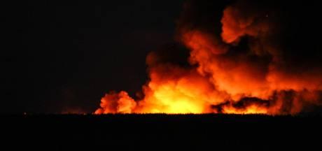 Druk jaar voor Brandweer Twente door januaristorm en warme zomer