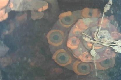Fukushima: onderwaterrobot toont eerste beelden gesmolten kernafval