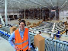 Amerikaans bedrijf in stoma's opent distributiecentrum Borchwerf