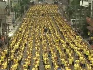 Filipijnen verbreken wereldrecord Zumba