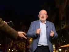 Duitsers geven Timmermans goede kans op voorzitterschap