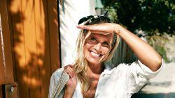 Nathalie Meskens kondigt eerste zwangerschap aan