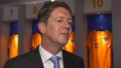 KNVB-voorzitter Just Spee kandidaat voor UEFA-bestuur