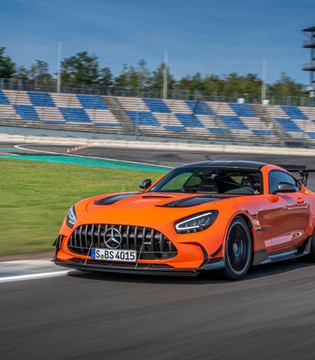 Mercedes ontkent recordpoging op Nordschleife-circuit met deze auto