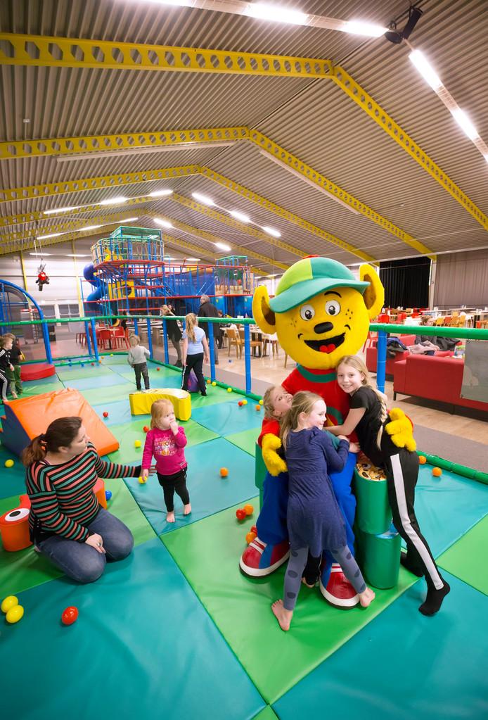 Kinderspeelparadijs Avontura aan de Terheijdenseweg opent haar deuren.