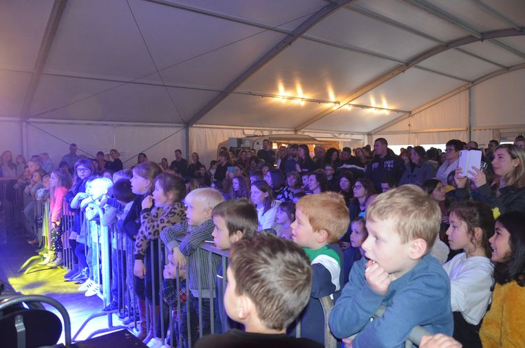 Winterfestival 'Straffen Toebak' in Appelterre.