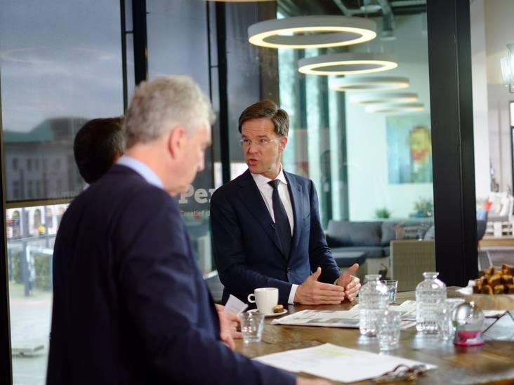 Mark Rutte beantwoordt vragen bij De Gelderlander: volg het live!