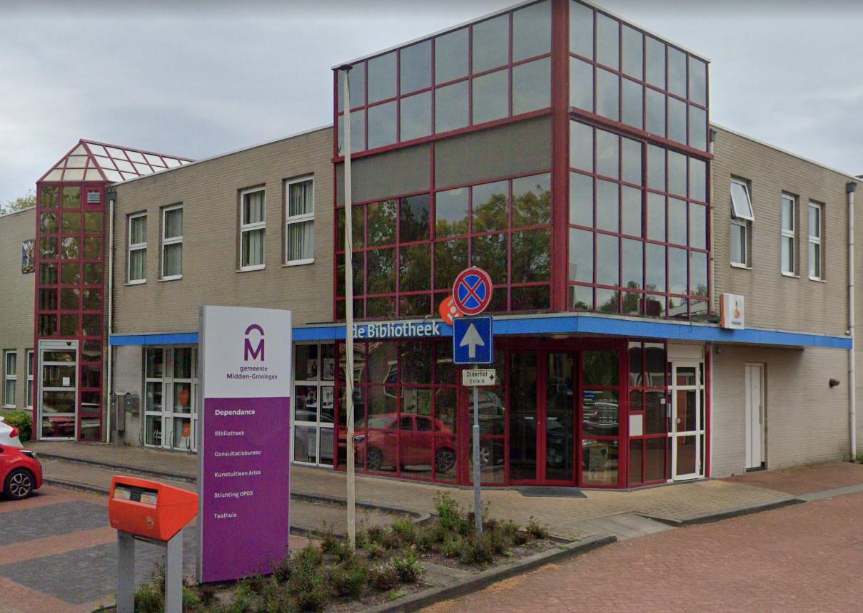 Een dependance van de gemeente Midden-Groningen in Slochteren