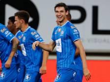 La Gantoise bat Ostende 2-0 et se retrouve cinquième
