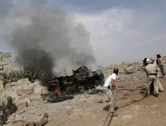 Groot offensief Syrië op handen na Russische bombardementen