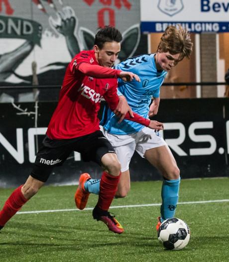 Max de Boom verlaat Helmond Sport voor Groningse amateurclub
