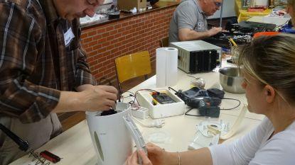 Laat je broek herstellen én computervirus verwijderen tijdens Repair Café