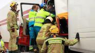 Lantis gaat E17 en E34 uitrusten met filestaartbeveiliging, vandaag nog maar eens twee ongevallen met telkens vier vrachtwagens