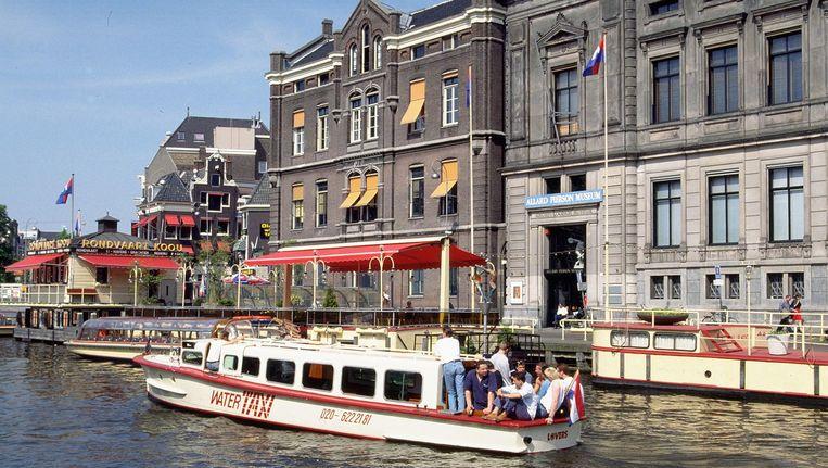 Als voorbeeld noemen de fondsen de collectie van het Allard Pierson Museum, die eigendom is van de Universiteit van Amsterdam. Beeld anp