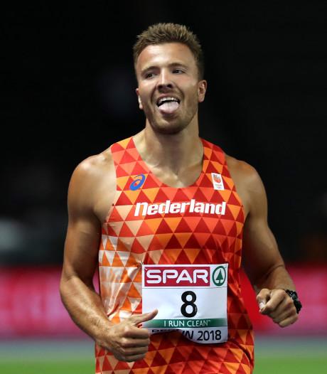 Pieter Braun geplaatst voor zevenkamp EK Indoor