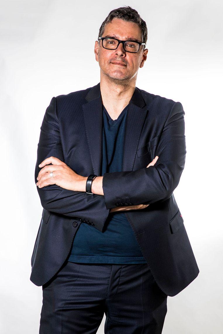 Mobiliteitsexpert Alexander D'Hooghe.